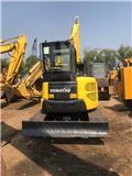 Komatsu PC55MR, 2013, Mini excavators < 7t (Mini diggers)