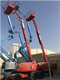 Haulotte H 16 TPX, 2007, Plataformas con brazo de elevación telescópico