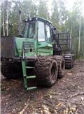 John Deere 1710 D, 2005, Forwarders