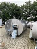 De Laval DX/CE 12000/4, 1999, Storage of milk
