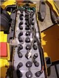 Jungheinrich ECE 225, 2012, Wózki widłowe nisko unoszące do kompletacji