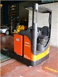 Linde R 20S-12, 2011, Reach trucks