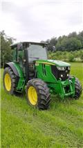 John Deere 6100 M C, 2016, Traktori