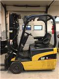 Caterpillar EP 16 NT, 2005, Electric forklift trucks