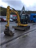 Komatsu PC 45 MR, 2013, Mini excavators < 7t (Mini diggers)