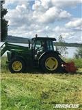 John Deere 5100 M, 2016, Traktoriai