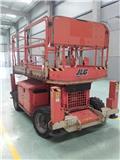 JLG 260 MRT, 2007, Saxliftar