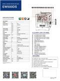 Kovo Автономные сварочные агрегаты VANTAGE 500, 2004, Heggesztő berendezések