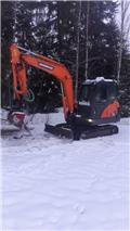 Doosan DX 55 E, 2011, Mini Excavators <7t (Mini Diggers)