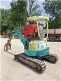 Yanmar Vio 20, Mini excavators < 7t