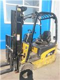 Caterpillar EP 16 NT, 2008, Electric forklift trucks