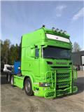 Scania R 580, 2014, Dragbilar