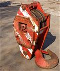 Kobelco Hook block 55T, Crane parts and equipment