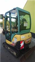 Yanmar SV 17 EX, 2013, Mini excavators < 7t (Mini diggers)