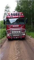 Scania R 620, 2009, Miškovežių vilkikai