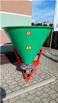 Top-Agro 500 L mineral fertilizer / single disc, 2020, Mineral spreaders