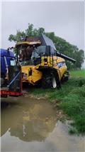 New Holland CR 9090, 2016, Kombajni