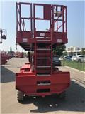 Liftlux SL172-18E2WD, 2002, Sakselifter