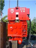 PVE 2316VM+480PP, 2005, Täryjuntat