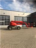 Manitou 160 ATJ, 2007, Articulated boom lifts