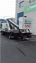 Movex P150TLR, 2014, Truck Mounted Aerial Platforms