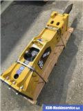 OSA HB580 Hydraulikhammer, Hammers / Breakers