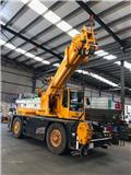 Demag AC 75, 1998, Used all terrain cranes