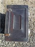 Box NA ND (POŠKOZENÝ ZÁMEK), Axles