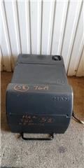 MAN TGA LEDNICE 81.61335-6061, Kabine i unutrašnjost