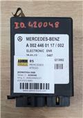 Mercedes-Benz 213, Otros componentes