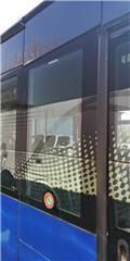 Mercedes-Benz Citaro, Kabine i unutrašnjost