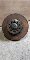Renault Midlum، محور العجلة