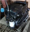Volvo EC 70, Osi