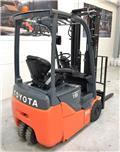 Toyota 8 FB ET 15, 2013, Wózki elektryczne