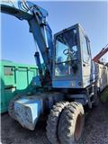 Colmar CK 15, 1991, Wheeled Excavators