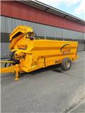 Lucas Castor 60R، 2012، معدات أخرى لحصاد العلف