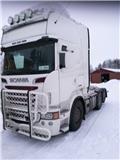 Scania R 560, 2012, Vetopöytäautot