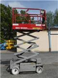 TKD MEC 78-8, 1999, Scissor Lifts