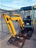 Yanmar SV 15PR, 2014, Mini Excavators <7t (Mini Diggers)