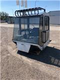 SMV SL 16-1200, Kabina