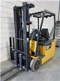 Caterpillar EP 18, 2013, Electric Forklifts