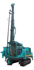 山河智能潜孔钻机SWDB90, 2014, Mga surface drill rigs