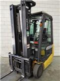 Nissan 15, 2011, Electric Forklifts