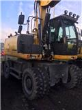 New Holland WE 170 B, 2012, Hjulgravere