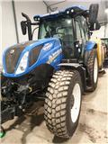 New Holland T 6.145, 2018, Traktorit