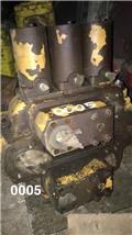Zettelmeyer ZL 4002 rozdzielacz hydrauliczny, Hidráulicos