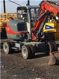 Neuson 6503 WD, 2007, Wheeled excavators