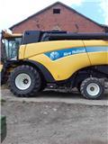 New Holland CX 760, 2005, Kombajny zbożowe