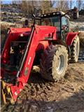Massey Ferguson 7480, 2012, Traktorer