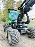 John Deere 1070 D Eco III, 2007, Harvesters